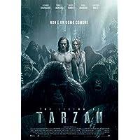 The Legend of Tarzan (Blu-Ray + 3D);The Legend Of Tarzan