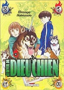 Inugami le réveil du dieu chien Edition simple Tome 4