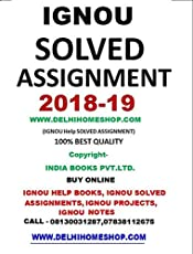 IGNOU PGDIBO SOLVED ASSIGNMENTS 2018-19 (ENGLISH) POST GRADUATE DIPLOMA IN INTERNATIONAL BUSINESS OPERATIONS 546456456 DELHI HOME SHOP CONTACT-07838112675