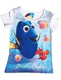 Disney Mädchen Shirt Findet Dorie Nemo 2 74610