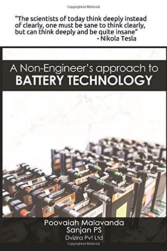 Book cover image for A Non-engineers approach to Battery Technology