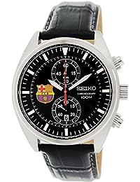 Seiko - SNN269P1 - Sports - Montre Homme - Quartz Chronographe - Cadran Noir - Bracelet Acier Gris