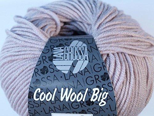 Lana Grossa Cool Wool Big, 953 - Bois de rose