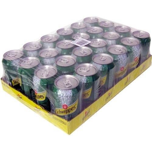 Schweppes Ginger Ale 24 x 0,33 Liter Dose