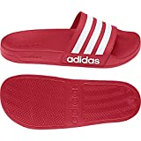 adidas Men's Cloudfoam Adilette Beach and Pool Shoes