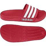 adidas Men's Cloudfoam Adilette Beach and Pool Shoes