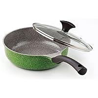 Cook N Home 02564 (antiadherente, revestimiento de cerámica, 3 Quart 9,5