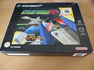 Lylat Wars Box - Nintendo 64 - PAL [Nintendo 64]