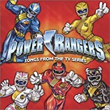 B.O. Power Rangers: Songs From The TV Series