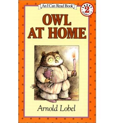 [( Owl at Home )] [by: Arnold Lobel] [Oct-1975]