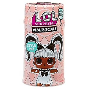 Giochi Preziosi - LOL Surprise Hairgoals S2, LOL con Capelli Pettinabili, 15 Livelli, Modelli Assortiti, LLU63000… 11 spesavip