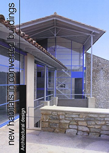 New Habitats in Converted Buildings (Architectural Design S.) por Arian Mostaedi