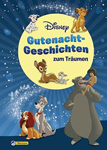 dschungelbuch buch Disney Klassiker: Gutenacht-Geschichten zum Träumen