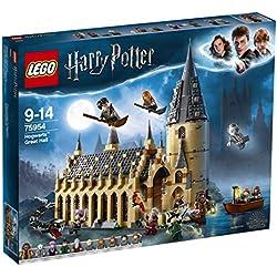 Lego 75954 - Harry Potter La Sala Grande di Hogwarts 37x30x18 cm