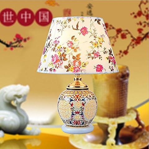 Color de luz regulable LED lámpara de mesilla de noche, 260*420*160, rosa
