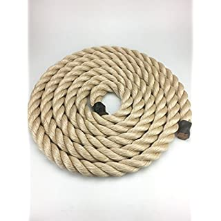 RopeServices UK 40mm Synthetic Decking Rope Per Metre, Garden, Decking, Boating, Outdoor