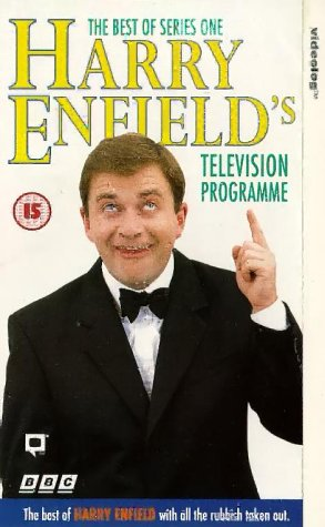Harry Enfield's TV: The Best Of Series 1 [VHS]