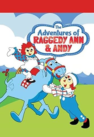 Adventures Of Raggedy Ann & Andy (3pc) / (3pk) [DVD] [Region 1] [NTSC] [US Import]