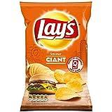 Lay's chips giant 120g (Prix Par Unité) Envoi Rapide Et Soignée