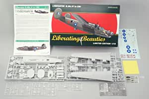 Eduard EDK2110 1:72 Consolidated Liberator B. Mk.VI in CBI. Limited Edition Plastic Kit