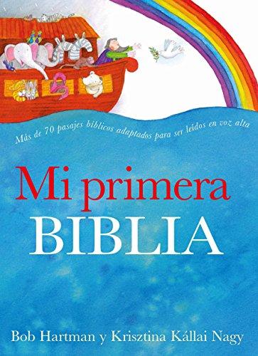 Mi Primera Biblia / The Lion Storyteller Bible
