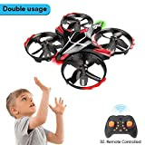 GoTravel2 Mini Drone for Kids, RC Quadcopter UFO Remote Control Helicopter with 2.4G