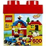 LEGO Fun with Bricks 600-Piece Building Set, #4628 by LEGO