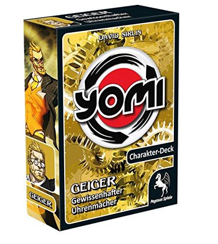 Pegasus-Spiele-17436G-Yomi-Einzeldeck-Geiger Pegasus Spiele 17436G – Yomi Einzeldeck Geiger -