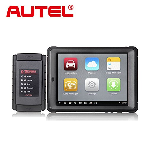 Preisvergleich Produktbild Original Autel MaxiSys MS905 Mini Automotive Diagnostic und Analyse System mit LED Touch Display DHL frei