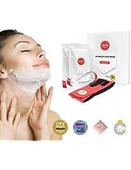 ChinUp Mask Kit d'Essai - le lifting non-chirurgical, pour perdre 2cm+ du menton en 30 minutes