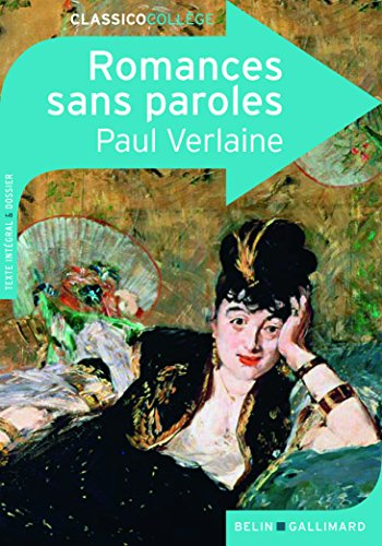Romances sans paroles par Paul Verlaine