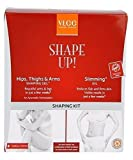 VLCC Shape up Shaping Kit - Hips, Thighs & Arms Shaping Gel 100ml - Pamherbals®