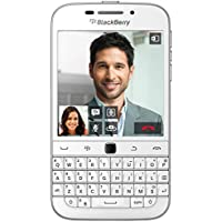 "BlackBerry Classic SIM única 4G 16GB Blanco - Smartphone (8,89 cm (3.5""), 16 GB, 8 MP, BlackBerry OS, 10.3.1, Blanco)"