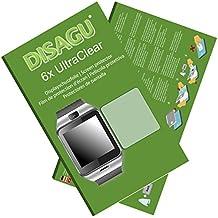 Conjunto de 6 láminas protectoras de pantalla Ultra Claras para Aplus Gv18