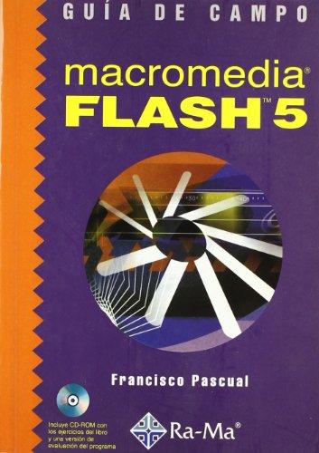 Guía de campo de Macromedia Flash 5.