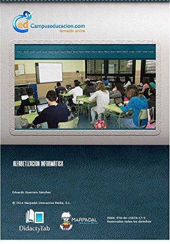 Alfabetización Informática eBook: Eduardo Guerrero Sánchez: Amazon ...