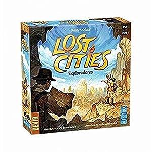 Devir-Lost Cities: Exploradores (Ed. En Castellano y por, Multicolor (1)