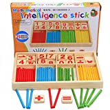 Tickles Multicolor Mathematical Intelligence Stick Toy for kids 24 cm