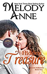 Hidden Treasure: The Lost Andersons - Book Two: Volume 2 by Melody Anne (2014-05-19)