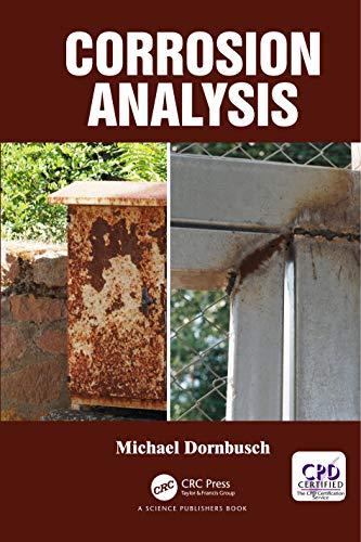 Corrosion Analysis (English Edition)