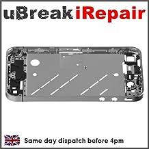 Auténtica iPhone 4G Mid bisel marco placa chasis original midplate