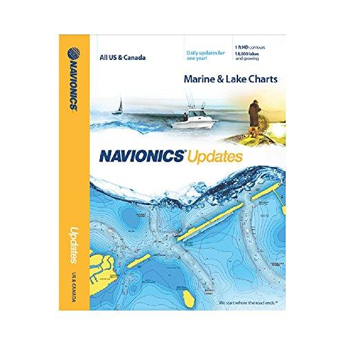 NAVIONICS Update MSD Navionics Update MSD