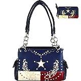 Texas Western Online Frauen ES Texas State Handtasche Medium Mix