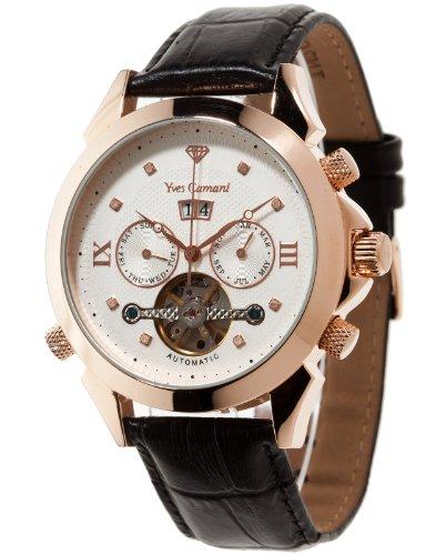 Montres Bracelet - Homme - Yves Camani - G4G4G-30803-B