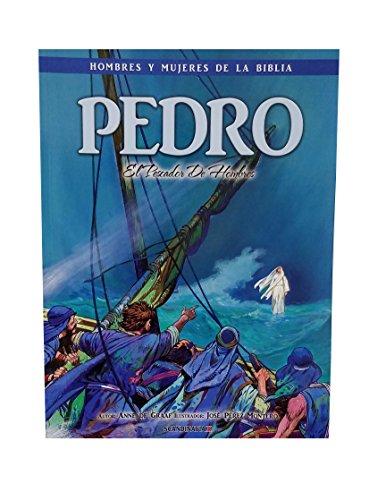 Pedro - Hombres y Mujeres de la Biblia (Men & Women of...