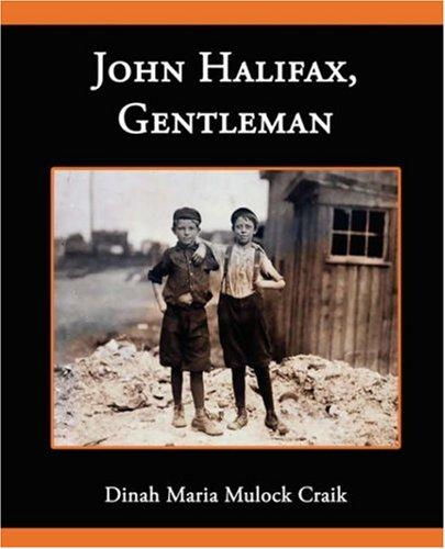 John Halifax Gentleman Cover Image
