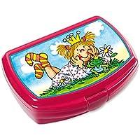 Preisvergleich für Lunchbox * MIABELLA * für Kinder von Lutz Mauder // Prinzessin Brotdose ohne Namensdruck // Perfekt für Mädchen // Vesperdose Brotzeitbox Brotzeit (ohne Namen)