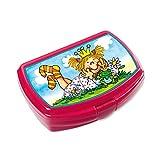 Lunchbox * MIABELLA * für Kinder von Lutz Mauder // Prinzessin Brotdose ohne Namensdruck // Perfekt für Mädchen // Vesperdose Brotzeitbox Brotzeit (ohne Namen)