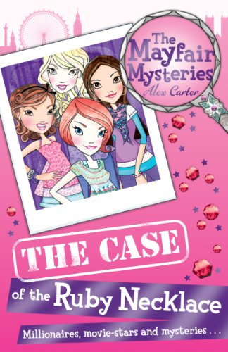 The Mayfair Mysteries: The Case of the Ruby Necklace (English Edition)