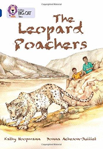 The Leopard Poachers: Band 16/Sapphire (Collins Big Cat)